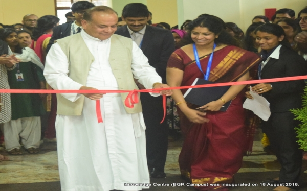 Knowledge Centre Inauguration