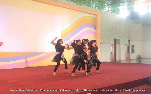 Carpe Dium Dance Event
