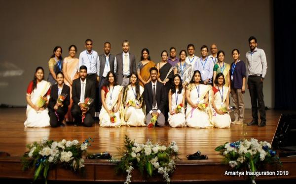 Amartya Inauguration 2019