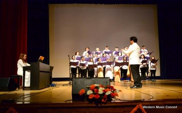 Western  Music Concert